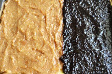 Ciasto kruche dwa w jednym