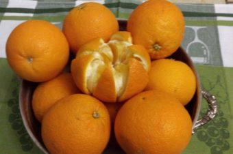 Angielska konfitura z pomarańczy